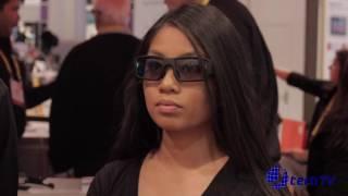 Vuzix AR3000 Series Smart Glasses at CES 2017