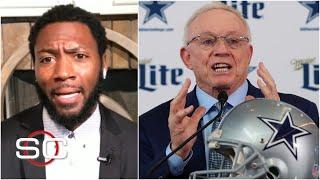 Ryan Clark isn't buying the Dallas Cowboys' Super Bowl-winning chances   SportsCenter