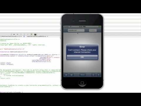 iPhone Programming - Checking for Internet Connection