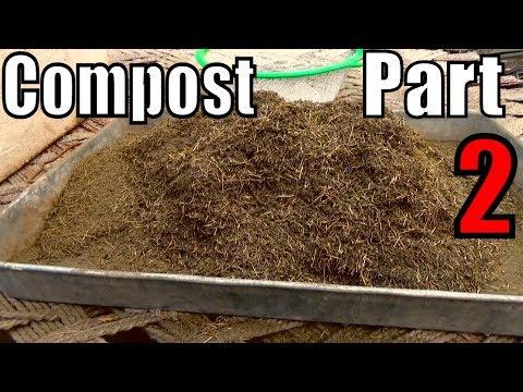 Grass Clippings Compost Vegetable Garden | Homemade Grass Fertilizer | Part-2 (Urdu/Hindi)