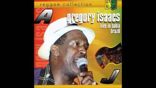 GREGORY ISAACS- LIVE IN BRAZIL
