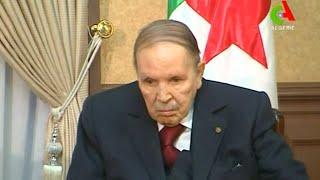 Contestation en Algérie, A. Bouteflika démissionnera d'ici au 28 avril