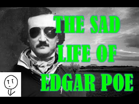Disease, Drinking, and Despair: the life and death of EDGAR ALLEN POE!