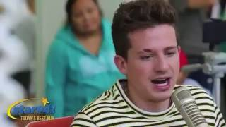 Charlie Puth beatboxing to Liam Payne