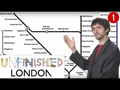 The unfinished Northern line (Unfinished London ep1)