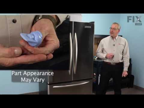 KitchenAid Refrigerator Repair – How to replace the Water Filter Bypass Cap