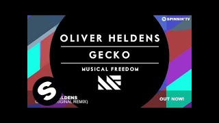Oliver Heldens - Bunnydance is OUT NOW! Grab your copy on Beatport HERE: http://btprt.dj/1PfMc0x  Grab Oliver Heldens new release Koala HERE : http://btprt.dj/1qL5Wsb  Oliver Heldens and Musical Freedom proudly present Gecko! Download Oliver Heldens x Becky Hill - Gecko (Overdrive) on iTunes: http://smarturl.it/iGecko  Beatport: http://btprt.dj/KgfuMu  iTunes: http://smarturl.it/itunes_gecko  Grab Gecko on iTunes : http://smarturl.it/itunes_gecko   Tiesto