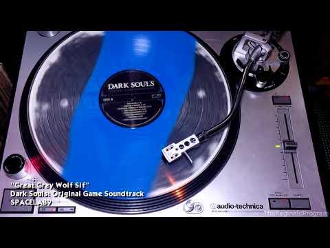 Dark Souls: Original Game Soundtrack: Side B | Vinyl Rip (SPACELAB9)