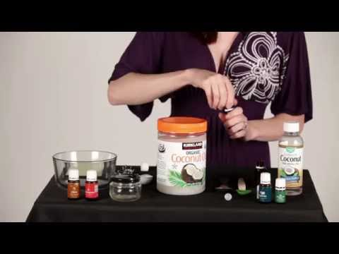Essential Oils DIY Father's Day Gifts