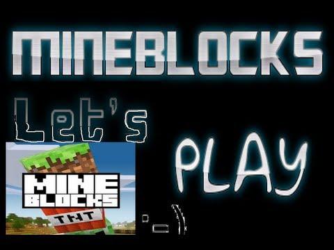 Mineblocks- let's play HD!
