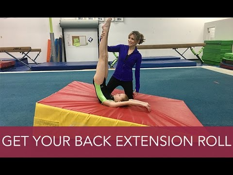 Perfecting Your Back Extension Roll