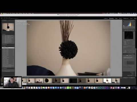 How to Remove Lens Vignette in Lightroom