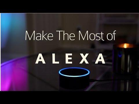 How I Use ALEXA in my LIVING ROOM