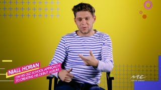 Niall Horan Puts Old School Approach On