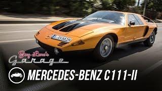 1970 Mercedes-Benz C111-II - Jay Leno's Garage