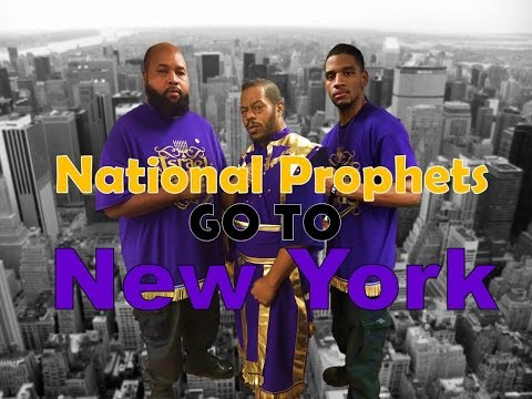 The Prophets of IUIC Ohio Go To New York