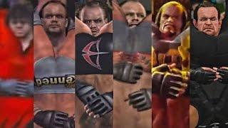 WWE 2K17 - Undertaker Tombstone Piledriver Evolution! ( WWF Smackdown To WWE 2K17 )