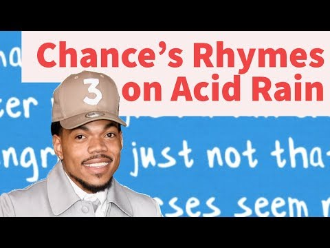 Rap Tips from Chance The Rapper's Acid Rain - Rhyme Schemes Analysis