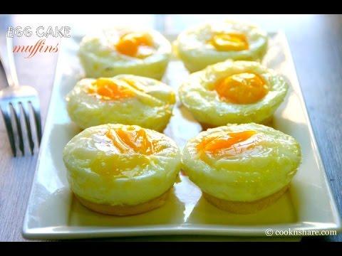 Breakfast Egg Cake Muffins