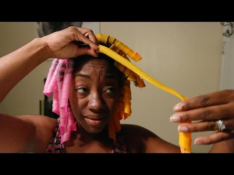 Were they worth it?! | Magic Leverage Curler Review | Natural Hair