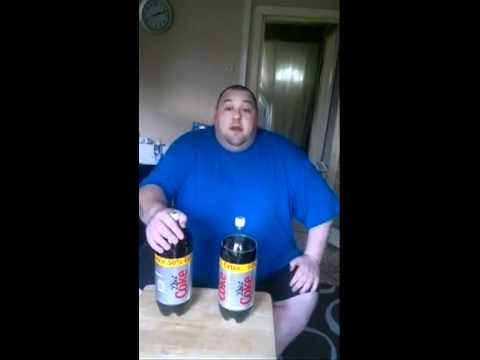Diet Coke addict drinks 6 litres a day