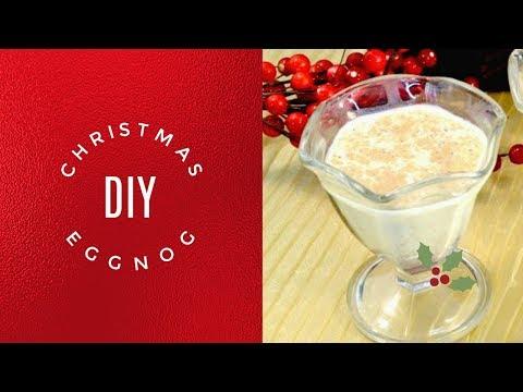 Eggnog Recipe Made From Scratch - Homemade Holiday Drink | RadaCutlery.com