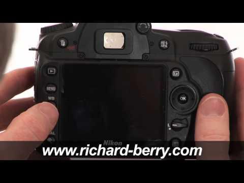 How to use a Nikon D90