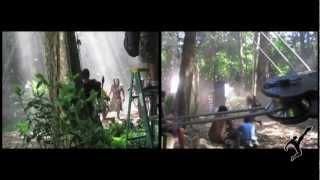 Vishwaroopam Stunt Team - Bangkok, Thailand's Jaika Stunt Team - Wire & Rigging Action Reel