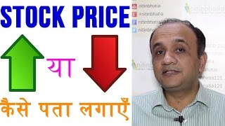 Stock Price Movement - Can You Predict Whether the Share will go UP or DOWN | HINDI