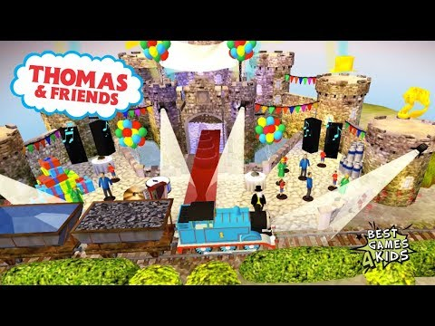 Thomas & Friends: Express Delivery #3   Sir Topham Hatt's birthday PARTY By Budge Studios