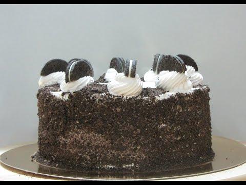 How To Make an Oreo Cream Cake