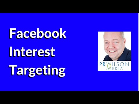 How to use Facebook Interest targeting for free!