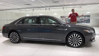 The Lincoln Continental Coach Door Is the Ultimate American Luxury Sedan