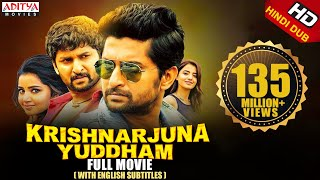 Krishnarjuna Yuddham 2018 New Released Full Hindi Dubbed Movie || Nani, Anupama, Rukshar Dhillon