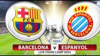 شاهد مباراة برشلونة ضد اسبانيول مباشر HD