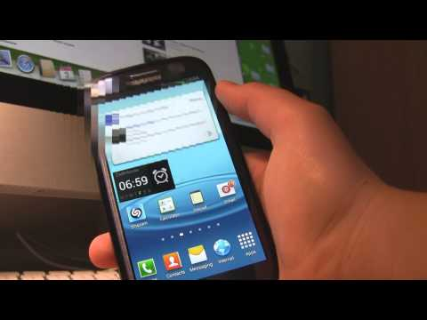 [Tutorial] How to add or remove widgets on Samsung Galaxy S3