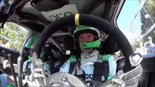 Barum Czech Rally Zlin 2016 - Jan KOPECKY onboard [HD]