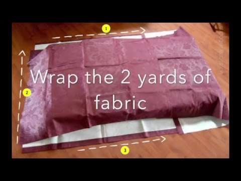 From Crib Mattress to Dog Bed, with No Sew DIY Cov