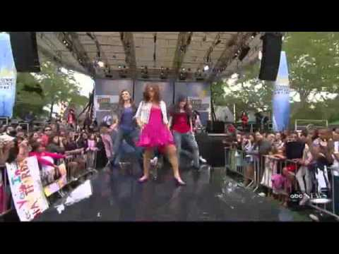 Camp Rock 2 - It's On! -  Live On GMA's 2010 Summer Concert Series