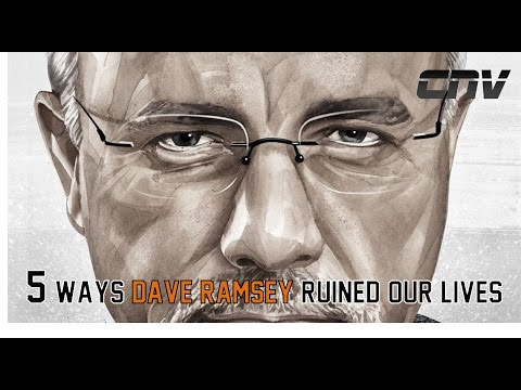 5 Ways Dave Ramsey Ruined Our Lives
