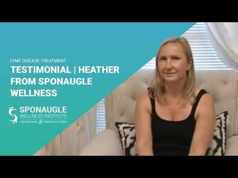 Lyme Disease Treatment Testimonial | Heather from Sponaugle Wellness