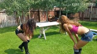 AJ Lee vs Paige! Extreme Rules