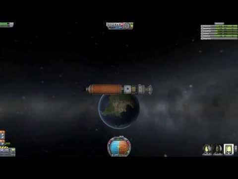 Kerbal Space Program - Episode 10: Synchronous Orbit