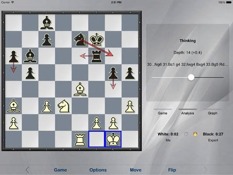 Smallfish for Stockfish: Best Chess App for iPhone?