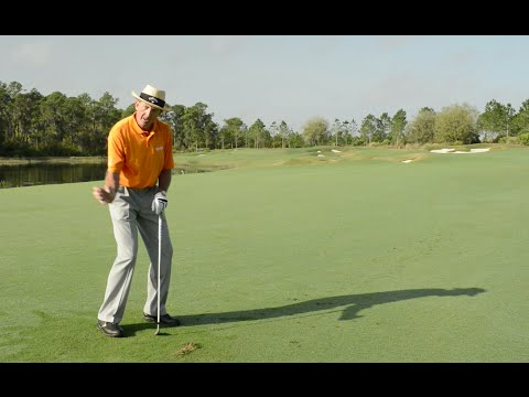 How to Properly Hit Down on the Ball - Golf Tips
