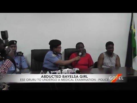 Abducted Ese Oruru To Undergo Medical Examination