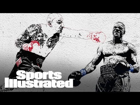 Deontay Wilder Relives Time He Thought He Killed Opponent | Sports Animated | Sports Illustrated