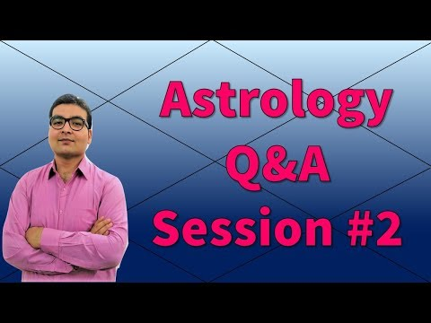 Astrology Q&A Session #2 (Hindi)