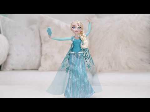 Disney's Frozen - Snow Powers Elsa