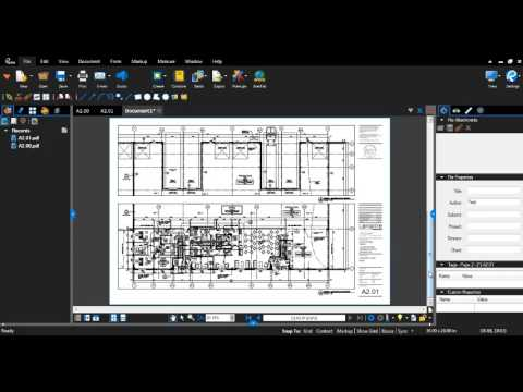 How to Combine PDF Files in BlueBeam